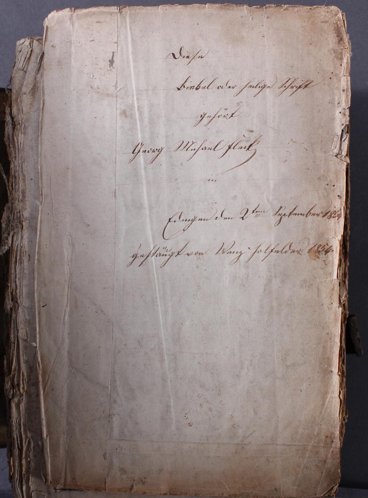 Lutherbibel, 18. /19. Jahrhundert-2