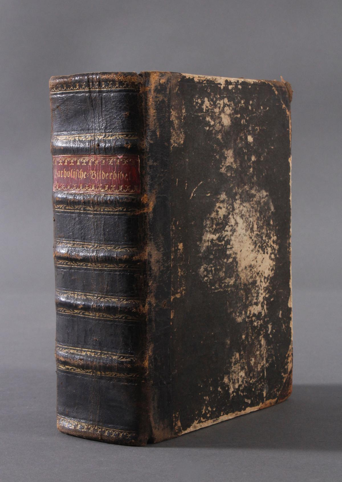 Bilderbibel für die Katholiken von 1835