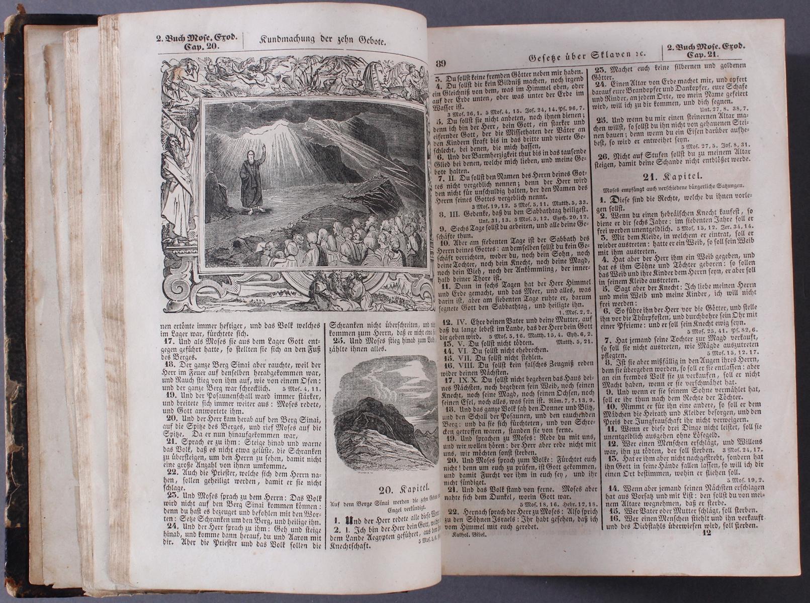 Bilderbibel für die Katholiken von 1835-4
