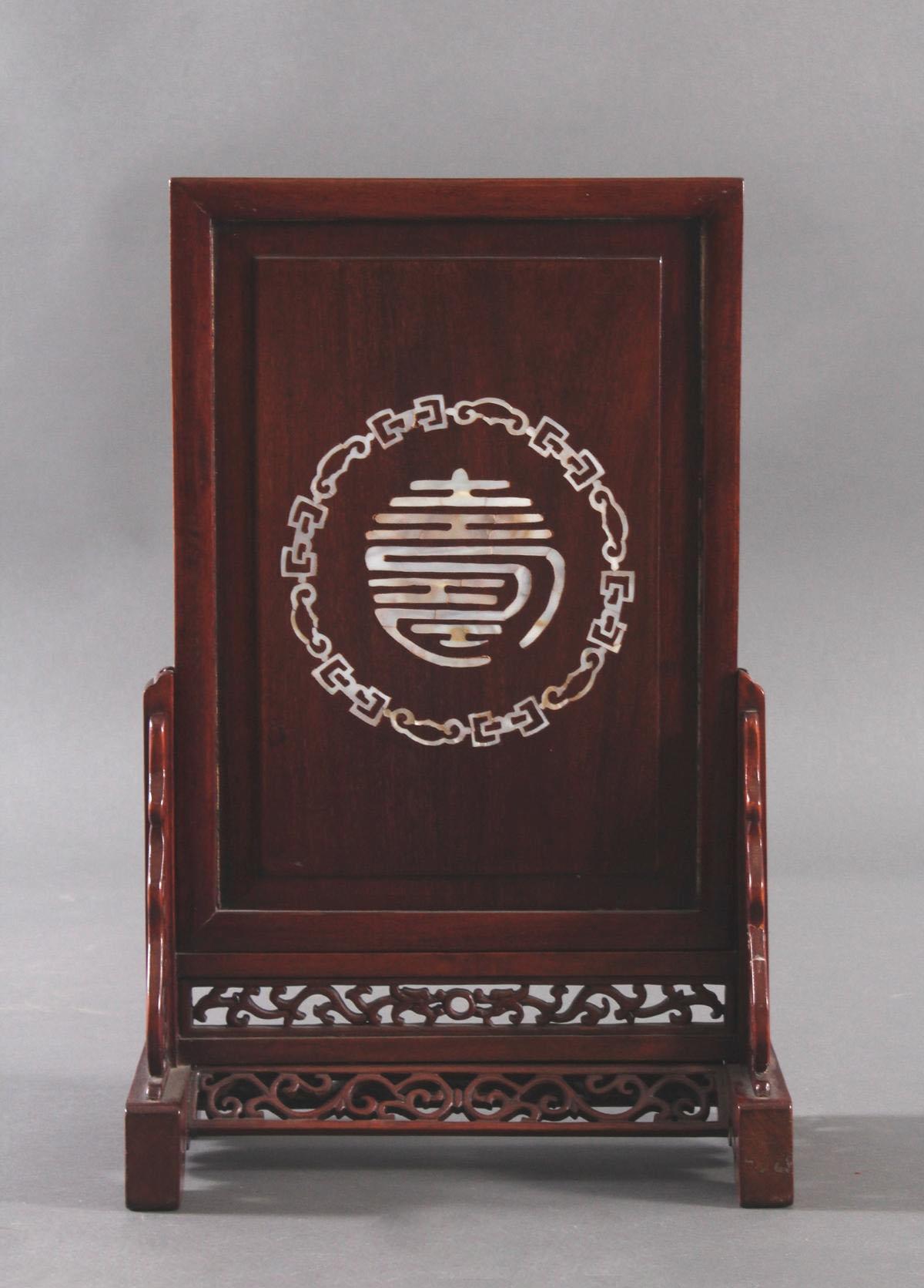 Tischpanel, China um 1920-4