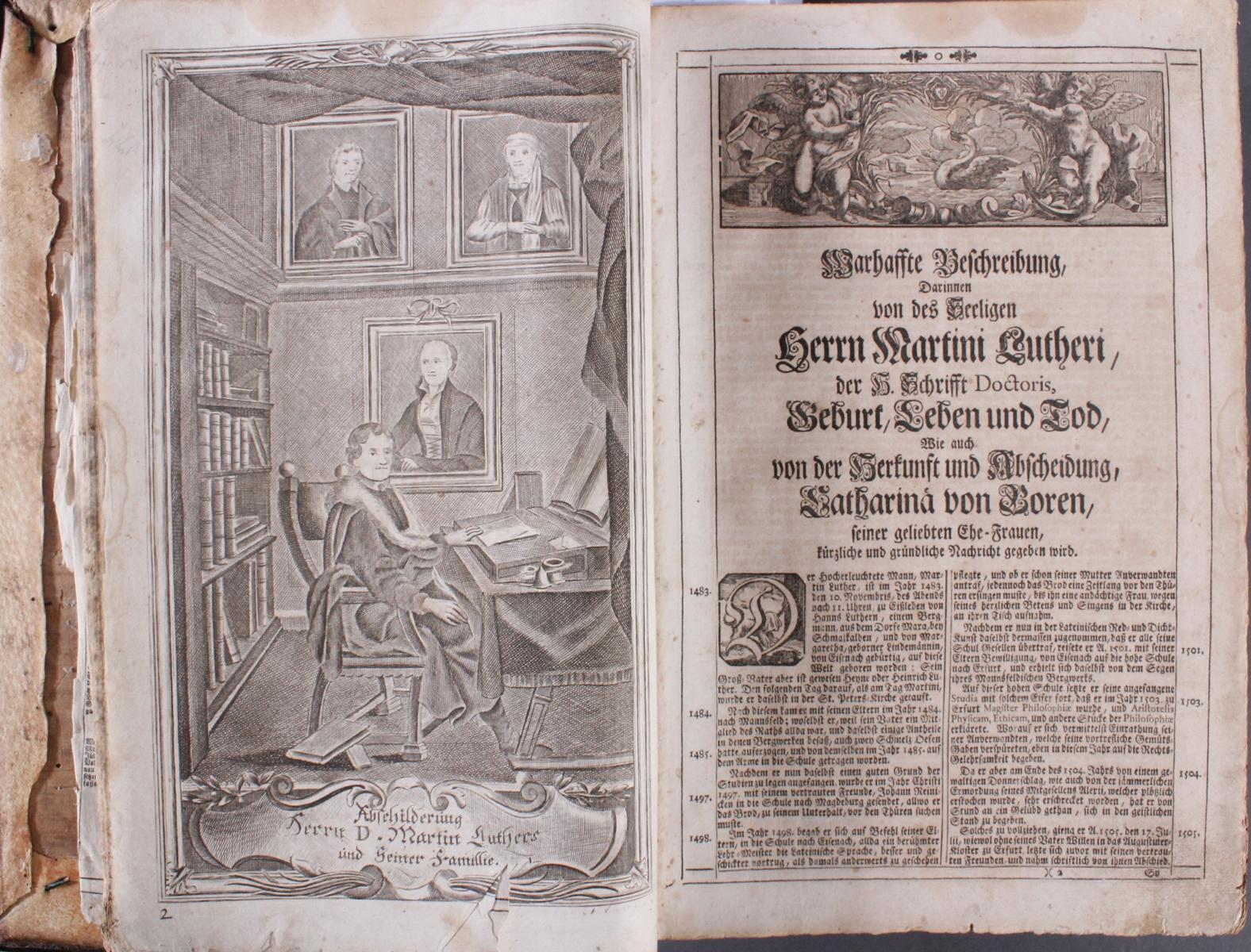 Luther Bibel, 18. Jahrhundert-4