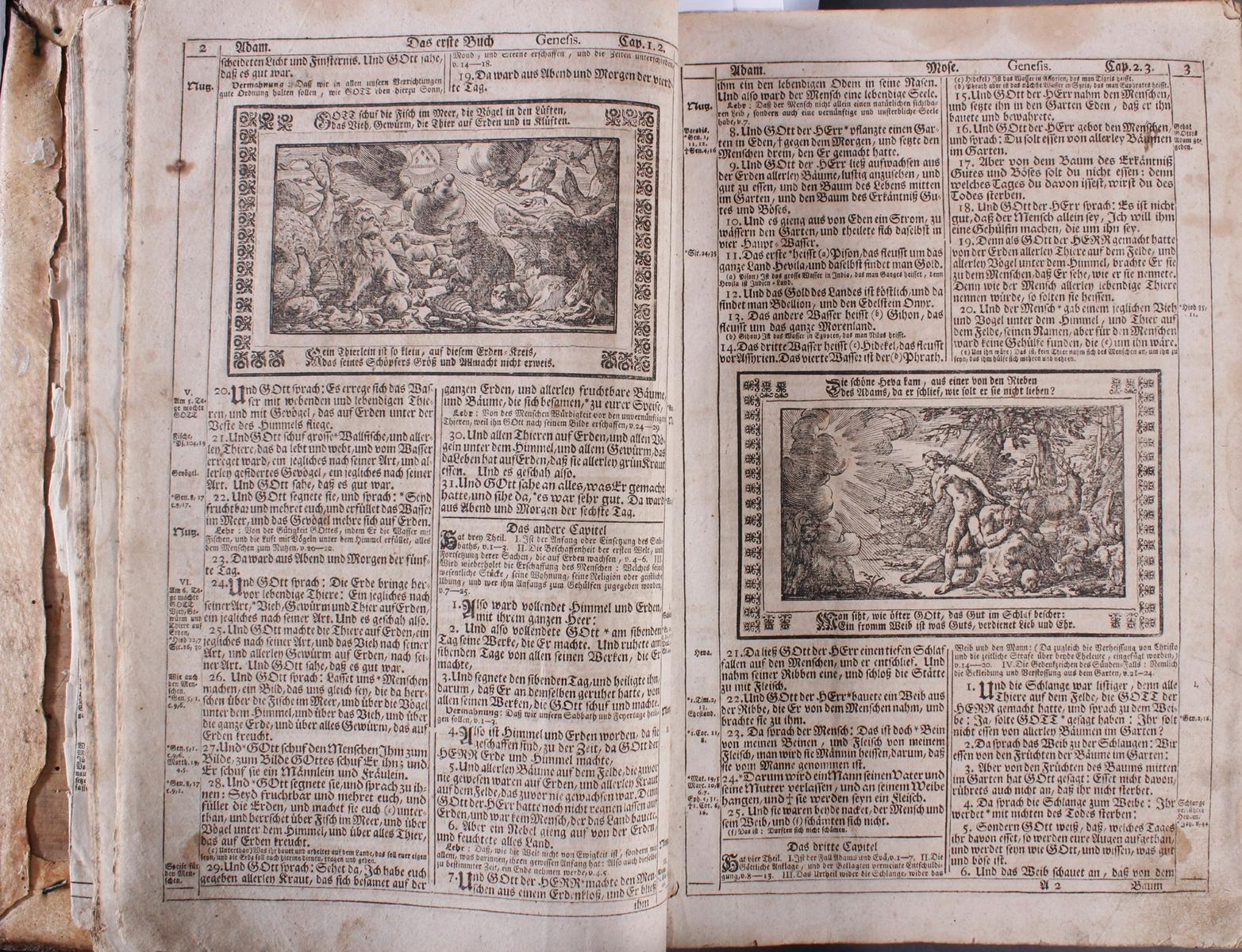 Luther Bibel, 18. Jahrhundert-5