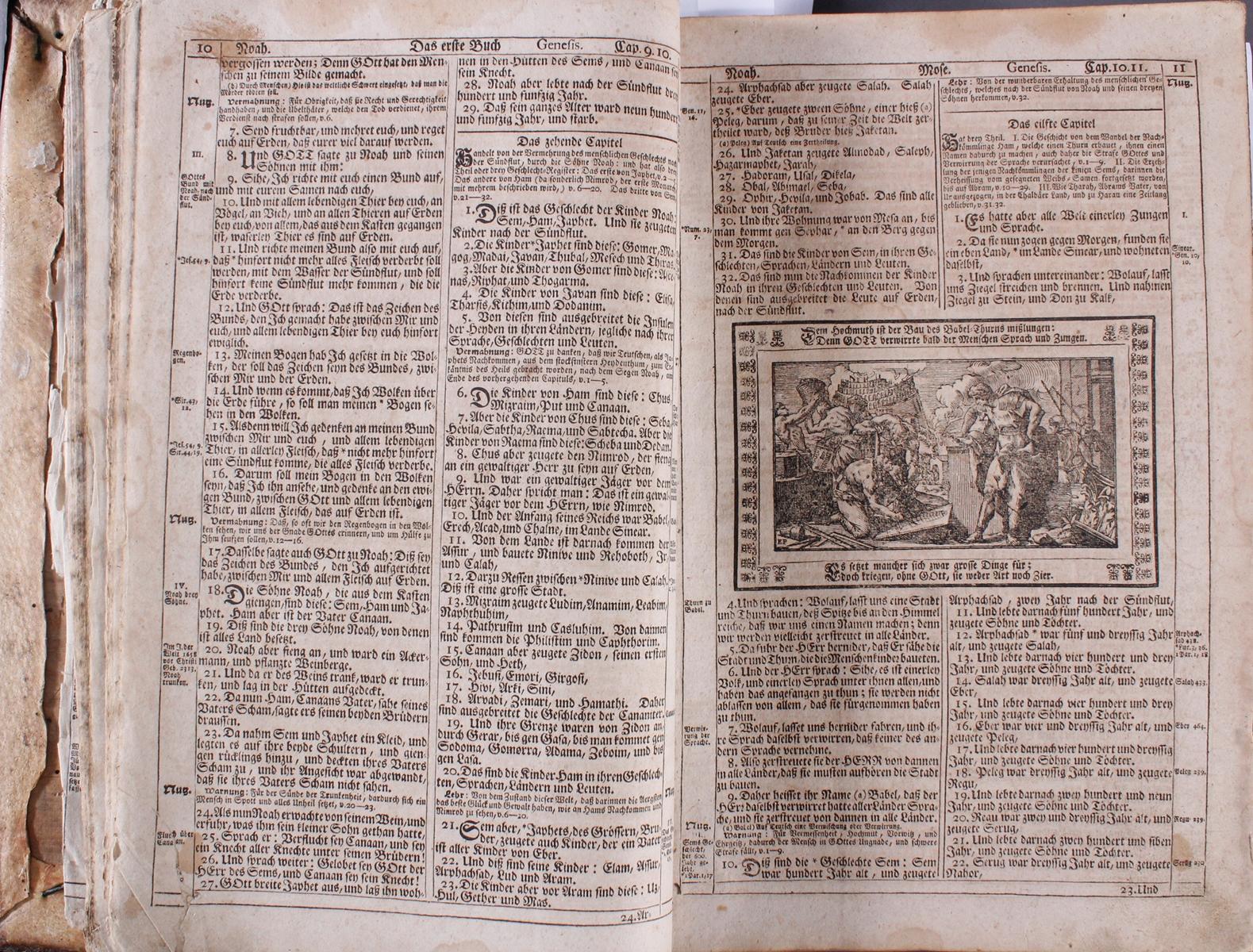 Luther Bibel, 18. Jahrhundert-6
