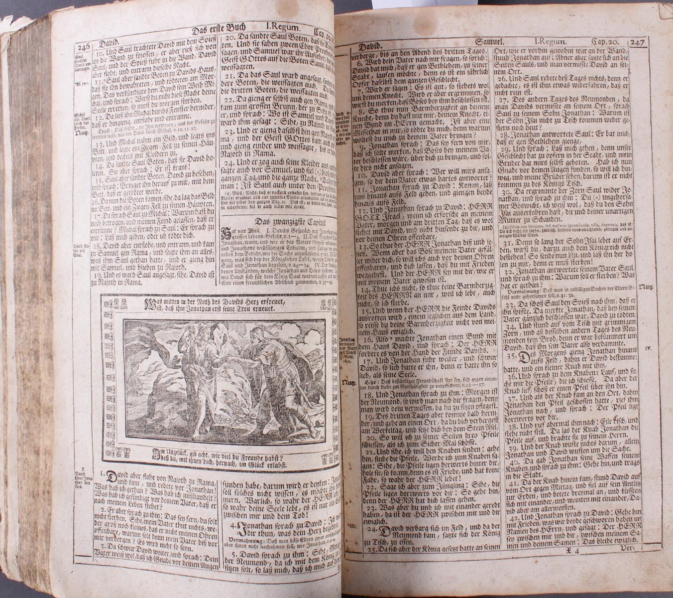 Luther Bibel, 18. Jahrhundert-8