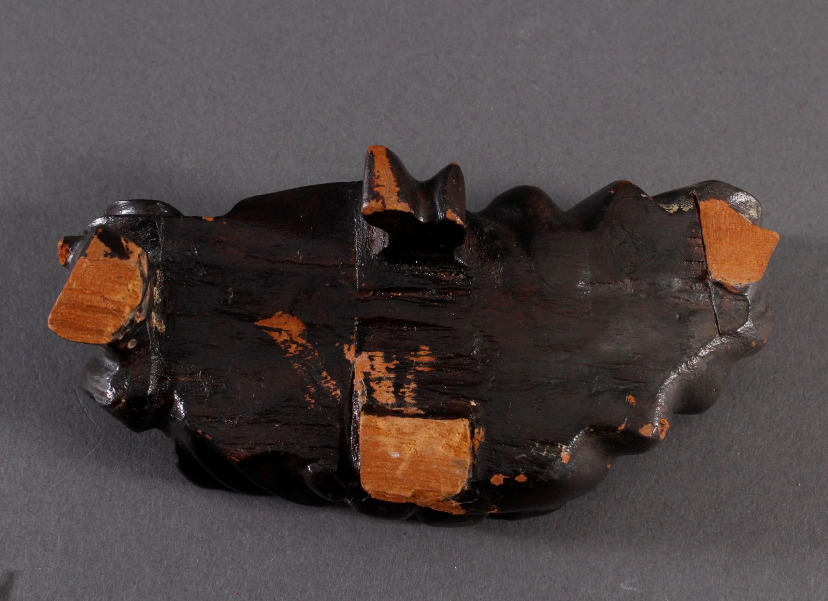 Tierplastik aus Beryll, China 19. Jahrhundert-4