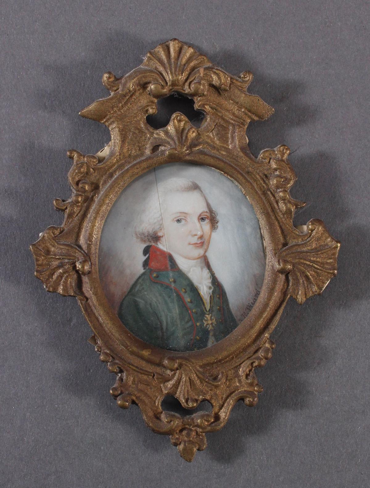 Bernard PICART (1673-1733), Portrait eines Adligen