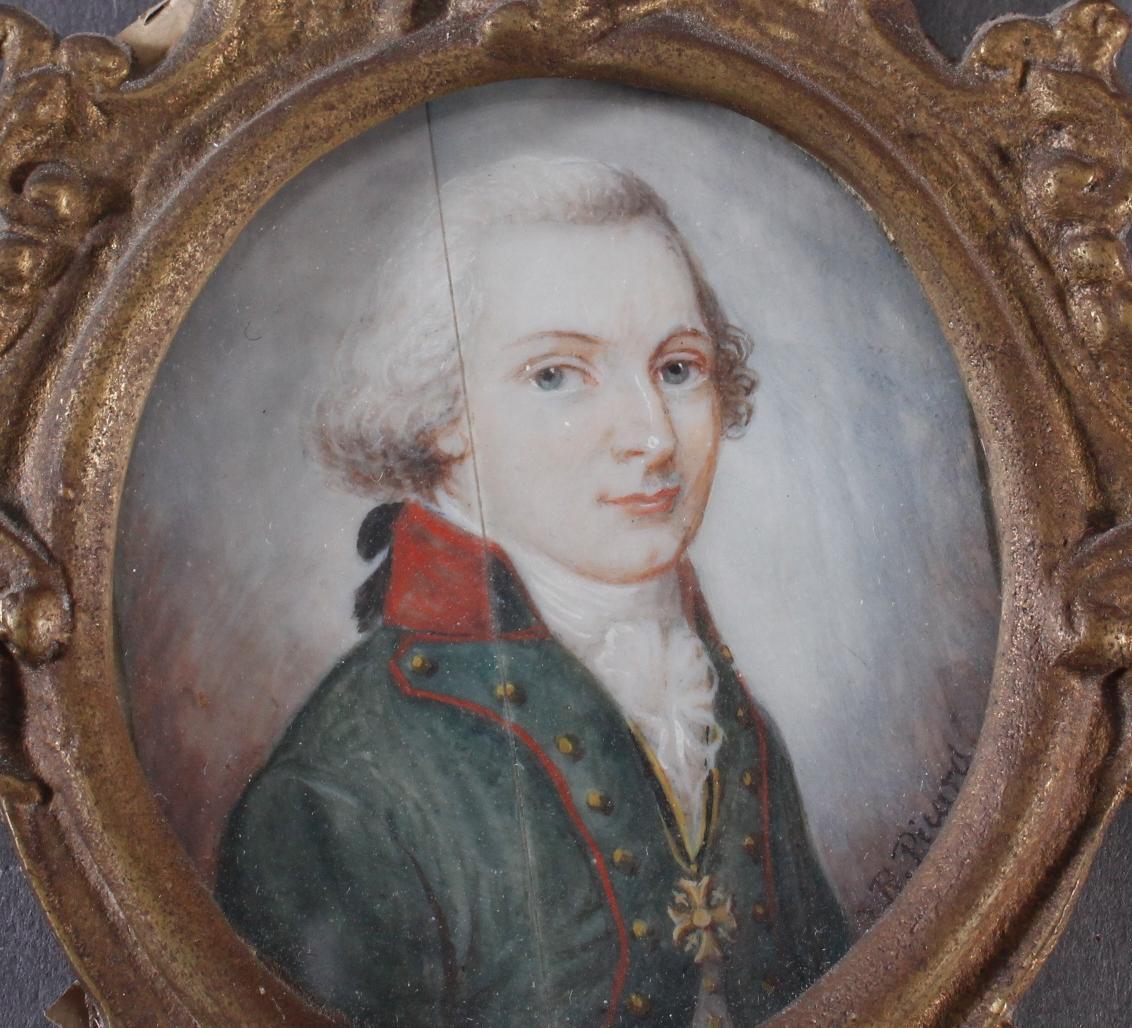 Bernard PICART (1673-1733), Portrait eines Adligen-2