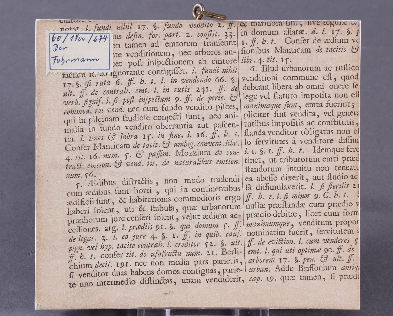 Elfenbein-Miniatur 'Der Fuhrmann' aus dem 19. Jh.-3