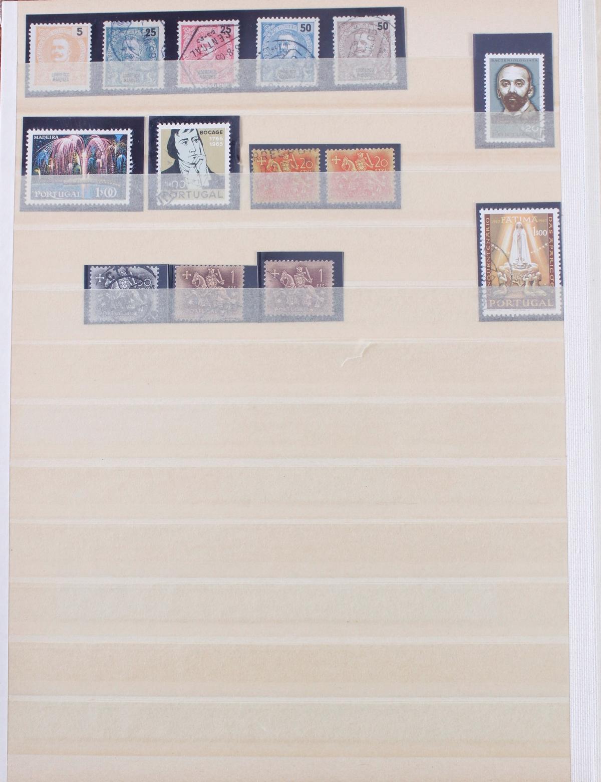 Kleine Briefmarkensammlung Europa und Alle Welt-3