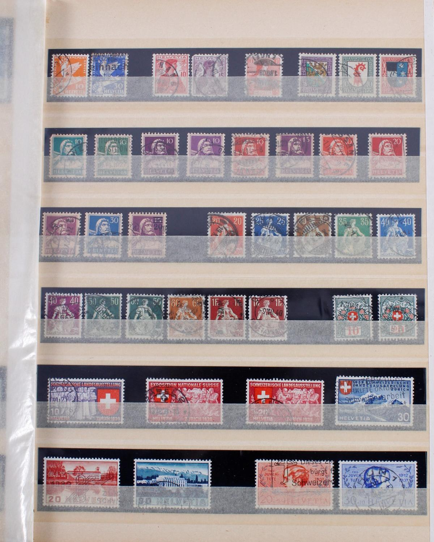 Kleine Briefmarkensammlung Europa und Alle Welt-6