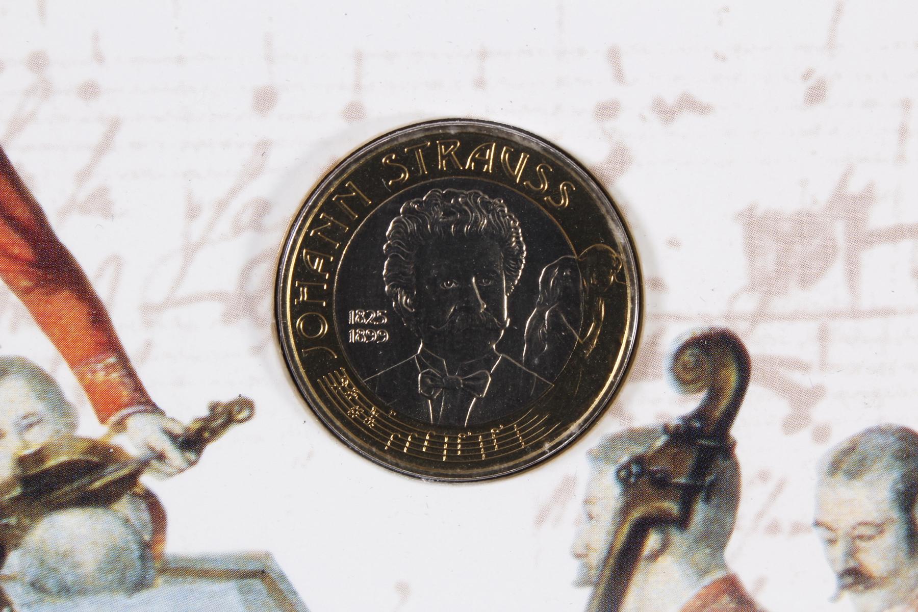 Kleine Sammlung Kursmünzsätze und Sonderprägungen vor Euro-Einführung-2