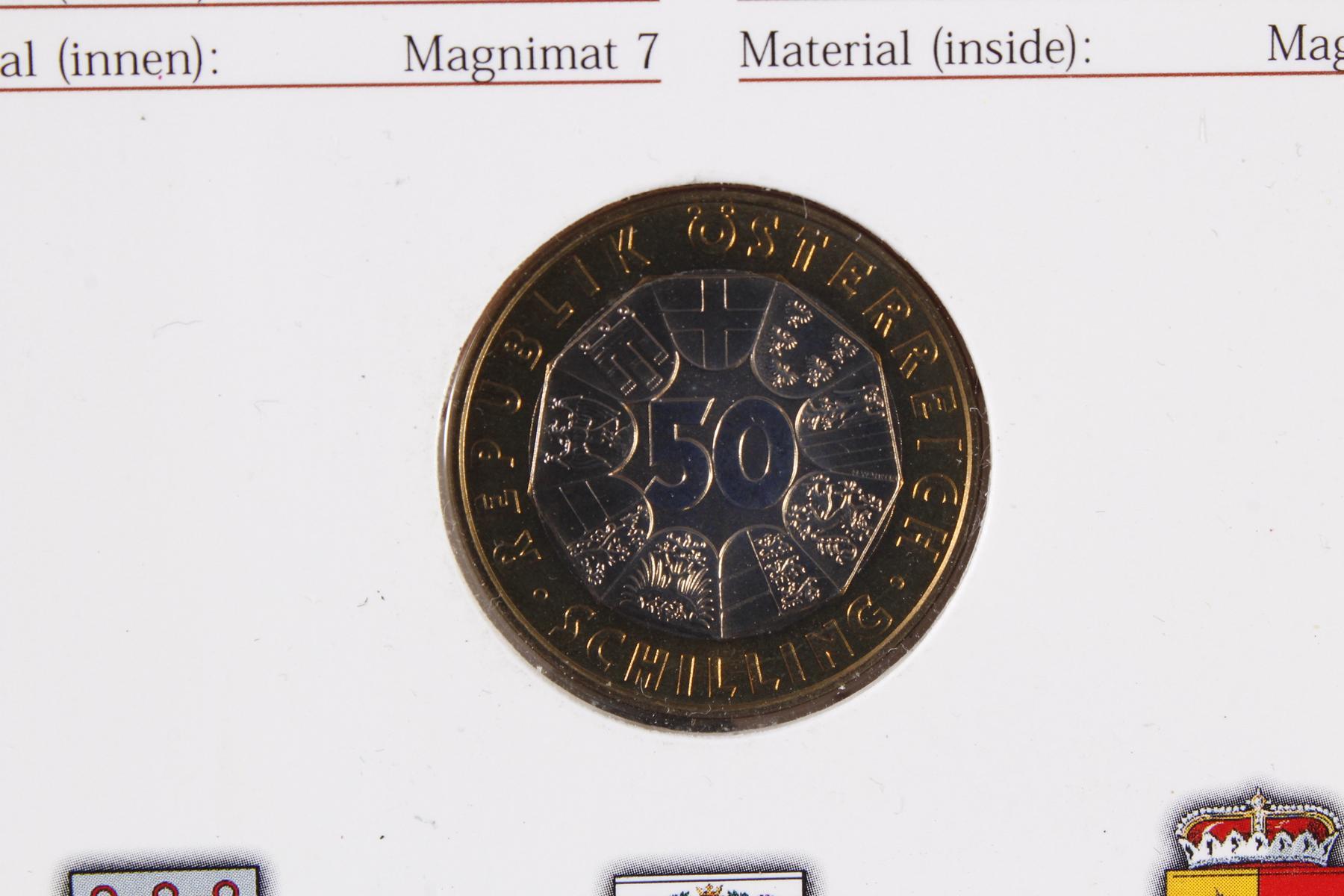 Kleine Sammlung Kursmünzsätze und Sonderprägungen vor Euro-Einführung-3