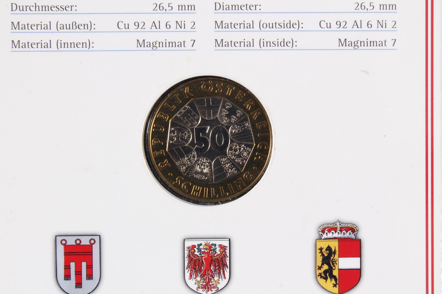 Kleine Sammlung Kursmünzsätze und Sonderprägungen vor Euro-Einführung-7
