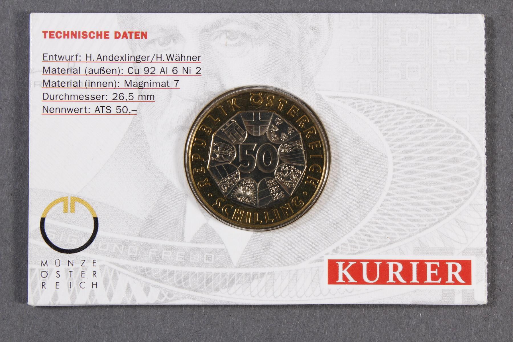 Kleine Sammlung Kursmünzsätze und Sonderprägungen vor Euro-Einführung-11