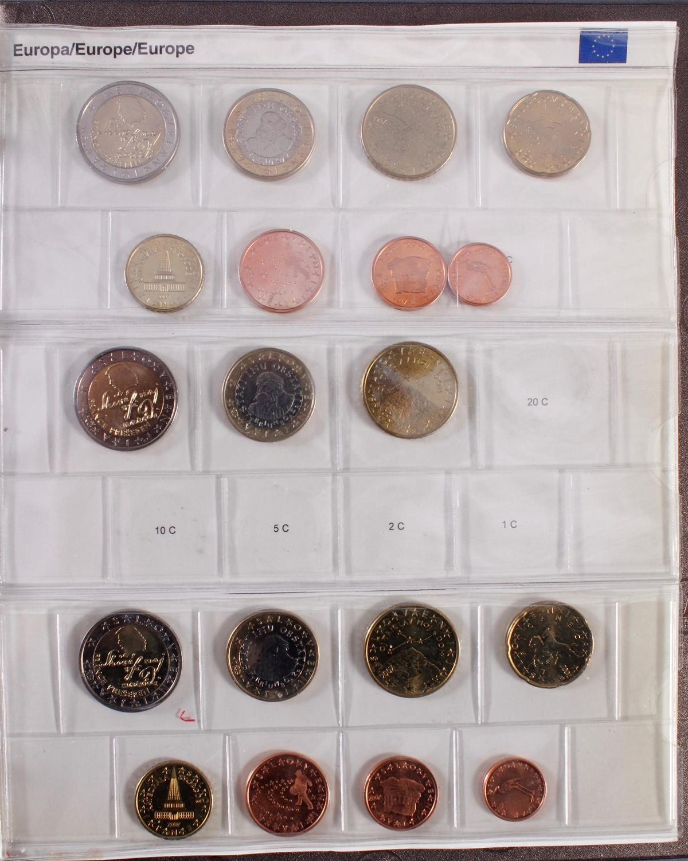 Kleine Euro-Münzsammlung-9