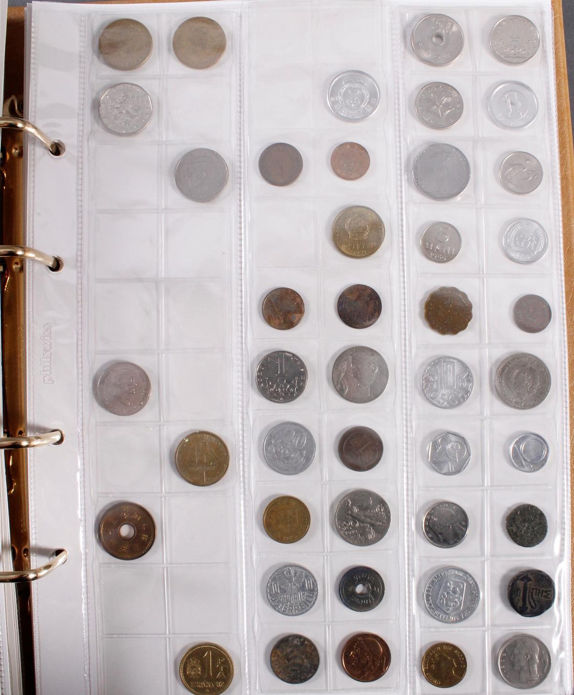 Münzalbum Alle Welt mit modernen Silbermünzen-6