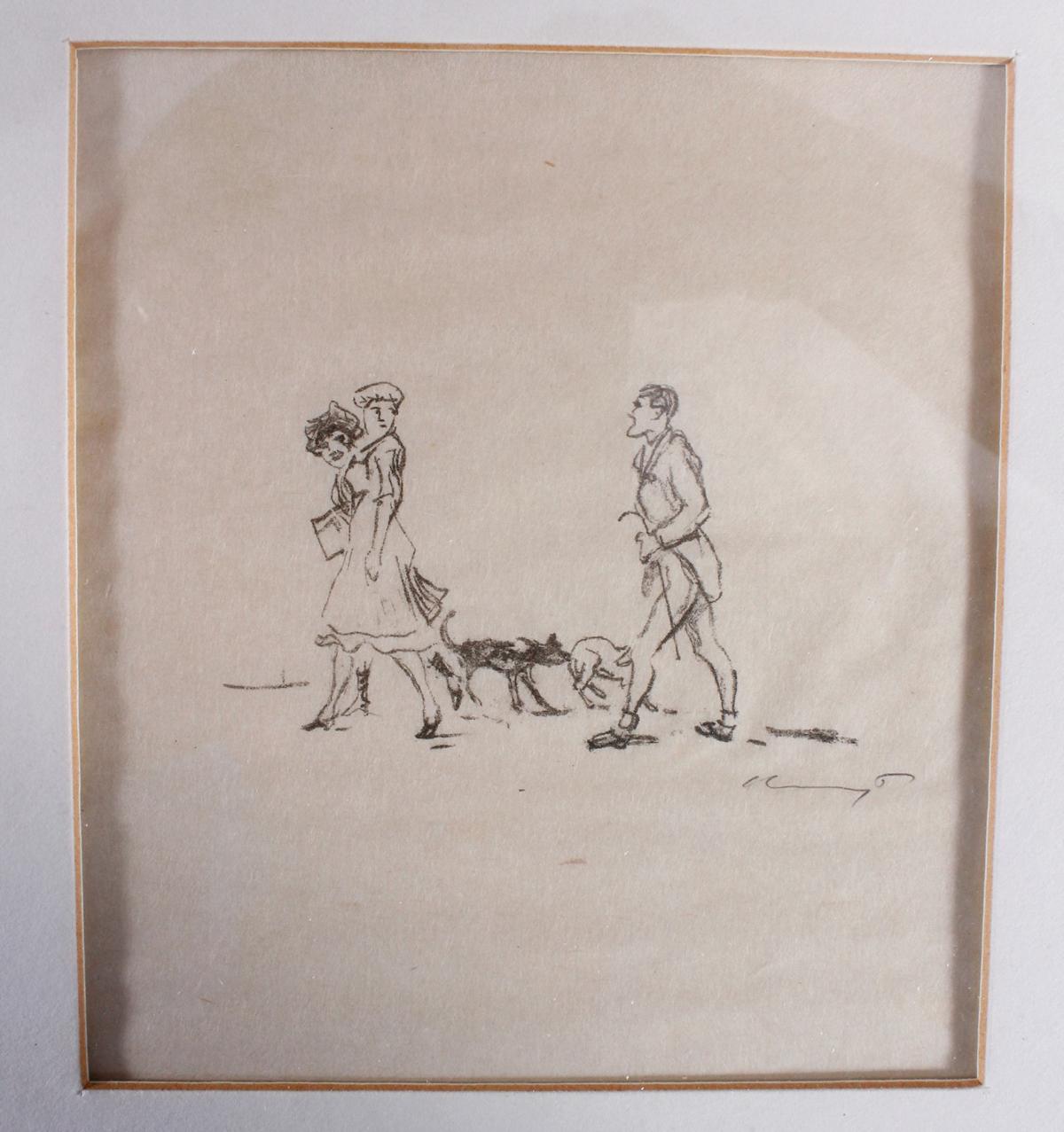 Max Slevogt (Landshut 1868 – 1932 Neukastel/Pfalz)-3
