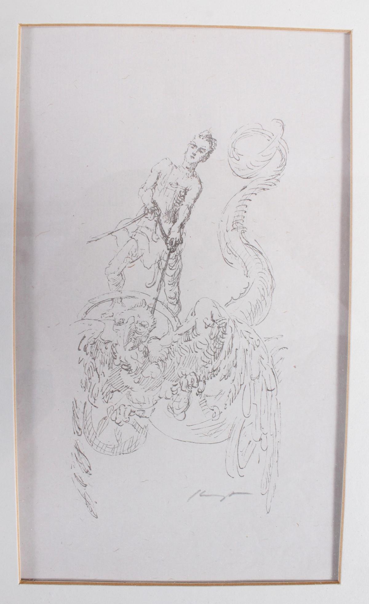 Max Slevogt (Landshut 1868 – 1932 Neukastel/Pfalz)-5