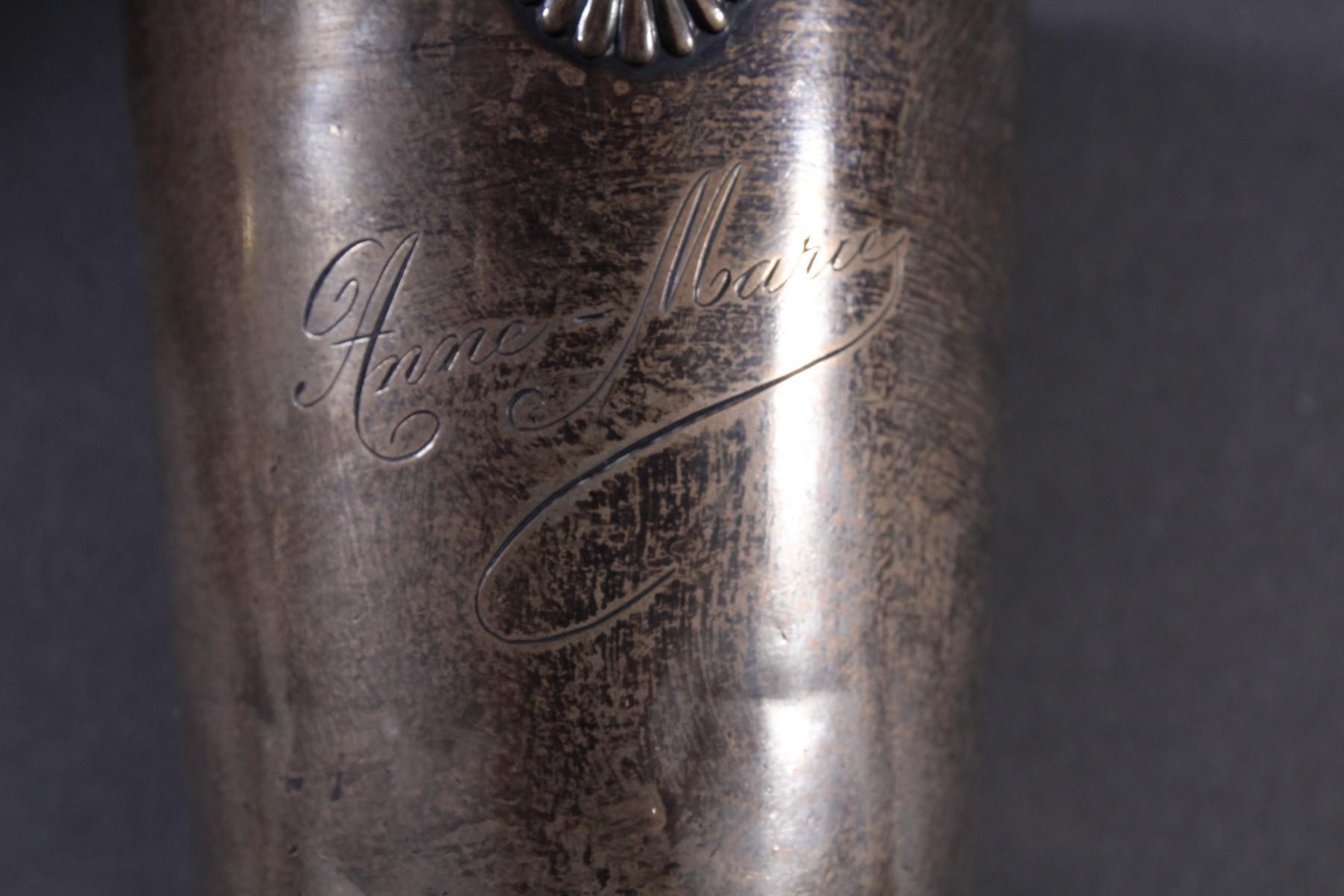 Konvolut Silber und versilbertes-11