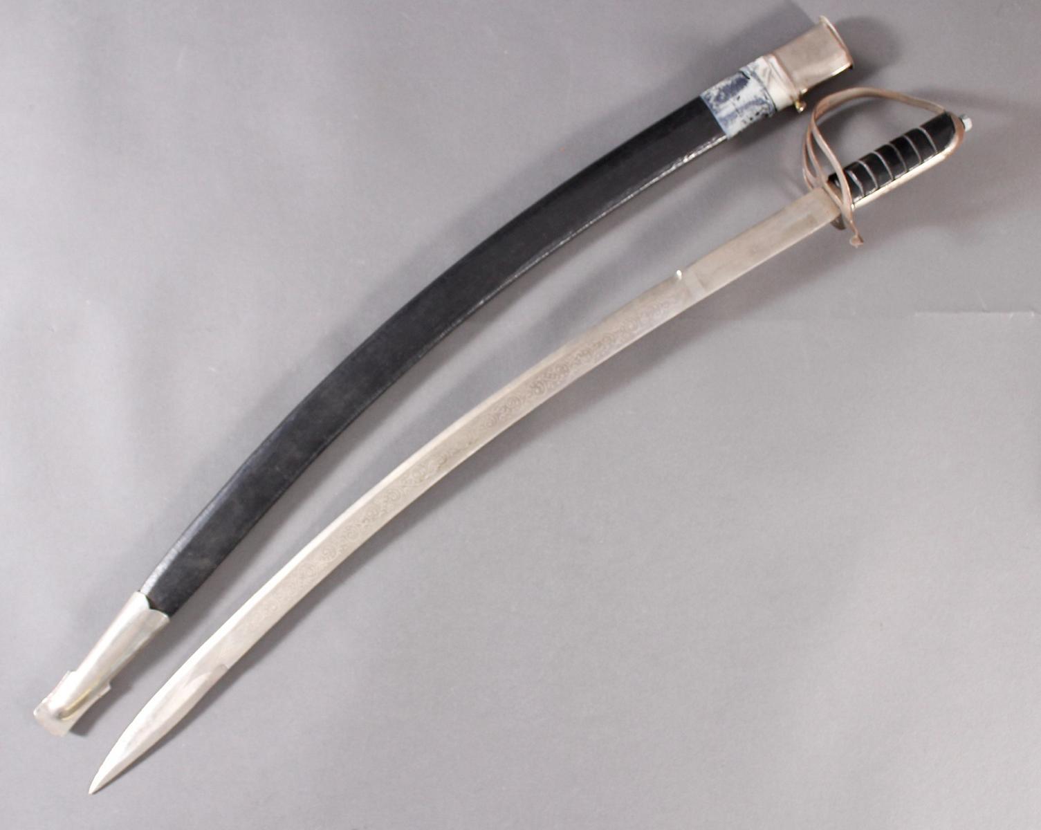 Indisches Schwert-3