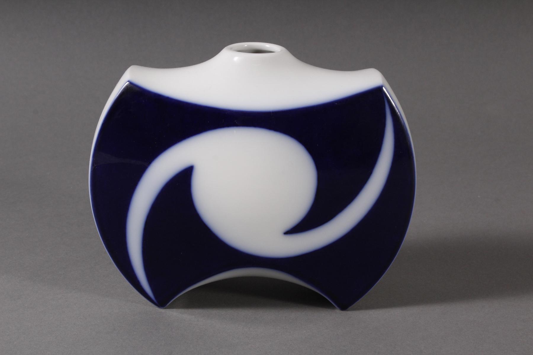 Vase, KPM Berlin, Entwurf:Trude Petri
