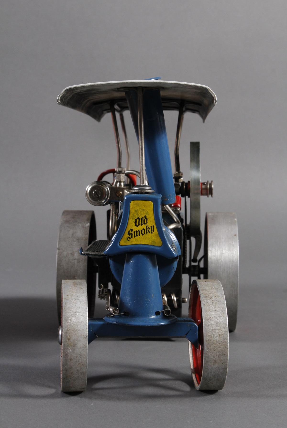 Wilesco Dampftraktor D 40-2