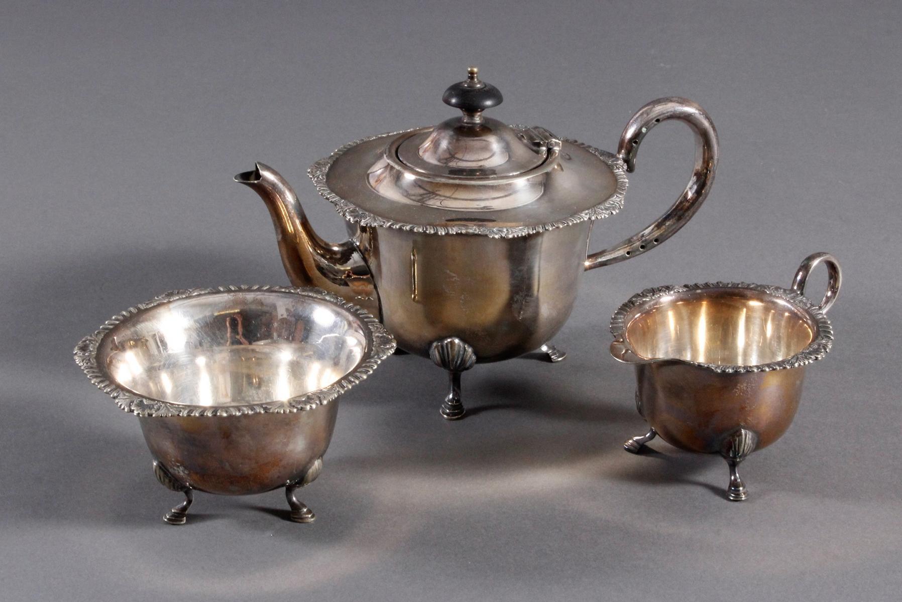 Teekern, England 1. Hälfte 20. Jh.