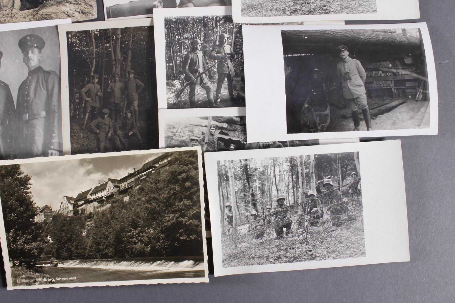 Postkarten WK I-12