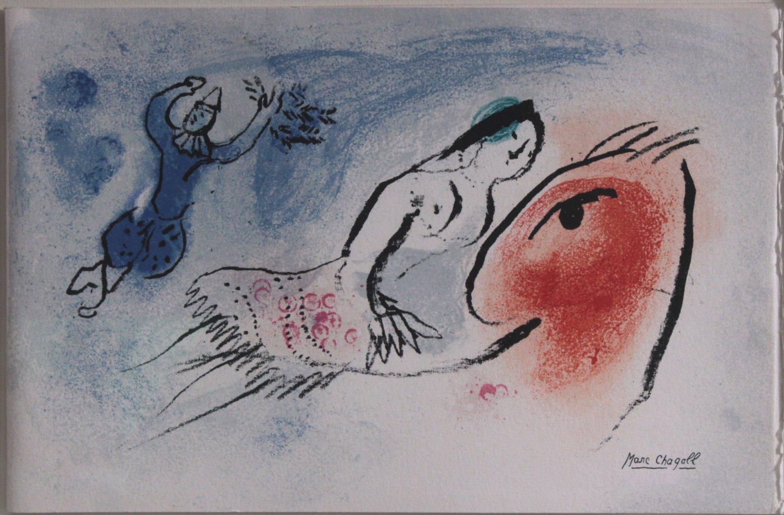 Marc Chagall 1887-1985. Die Zirkusreiterin-2