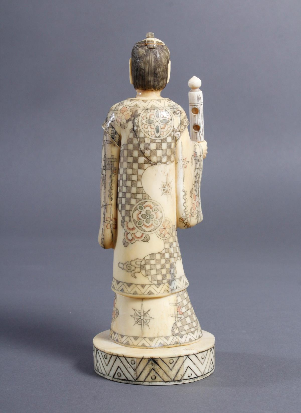 Beinfigur Japan, 1. Hälfte 20. Jahrhundert-2