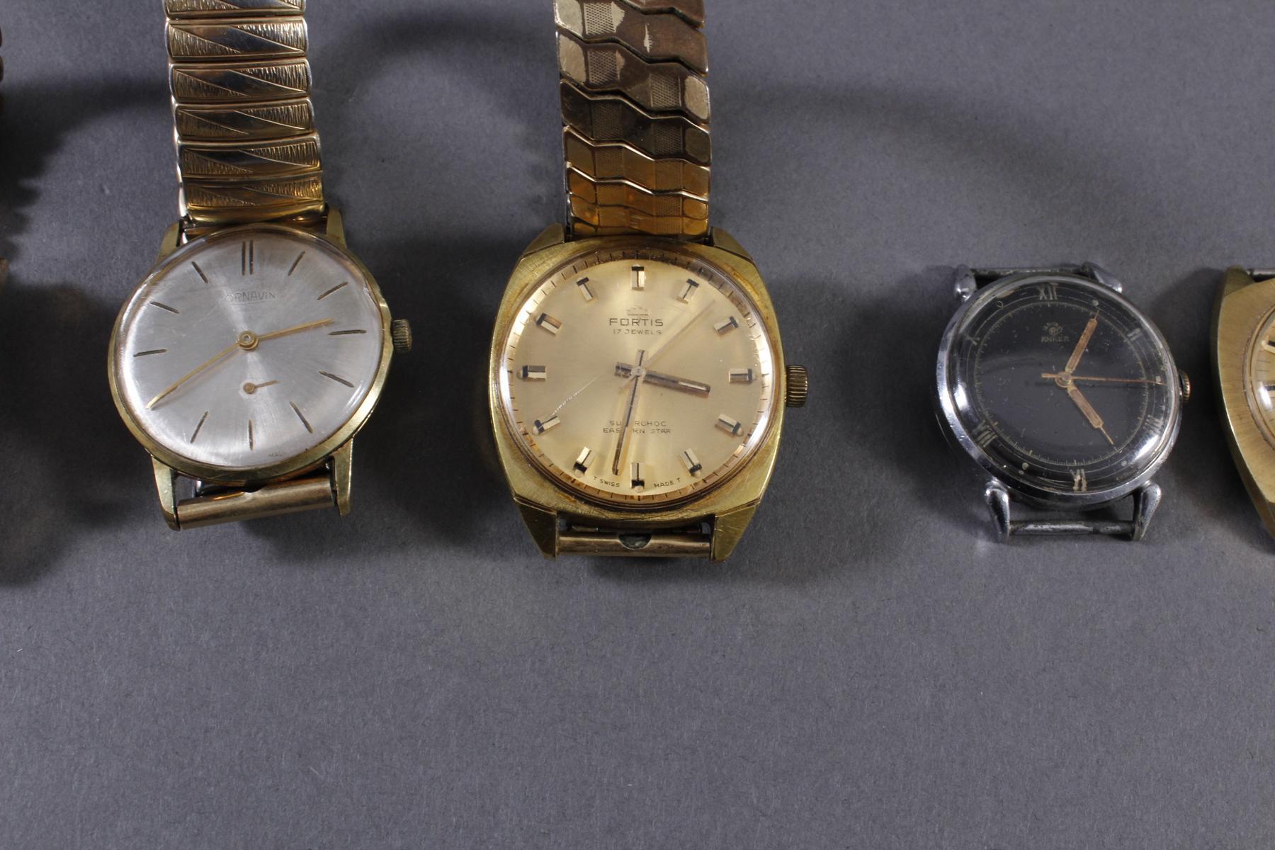 Konvolut Armbanduhren-3