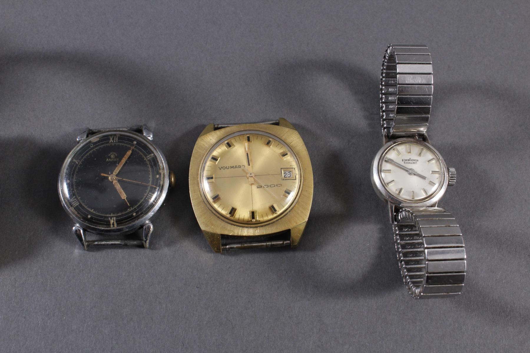 Konvolut Armbanduhren-4