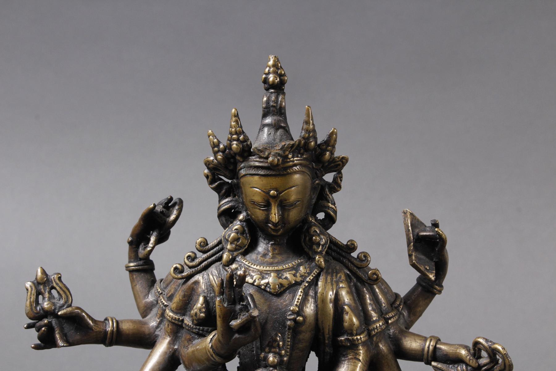 Buddha, Tibet 18. / 19. Jahrhundert-2