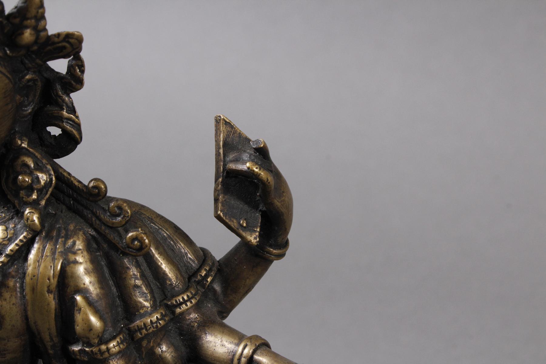 Buddha, Tibet 18. / 19. Jahrhundert-3