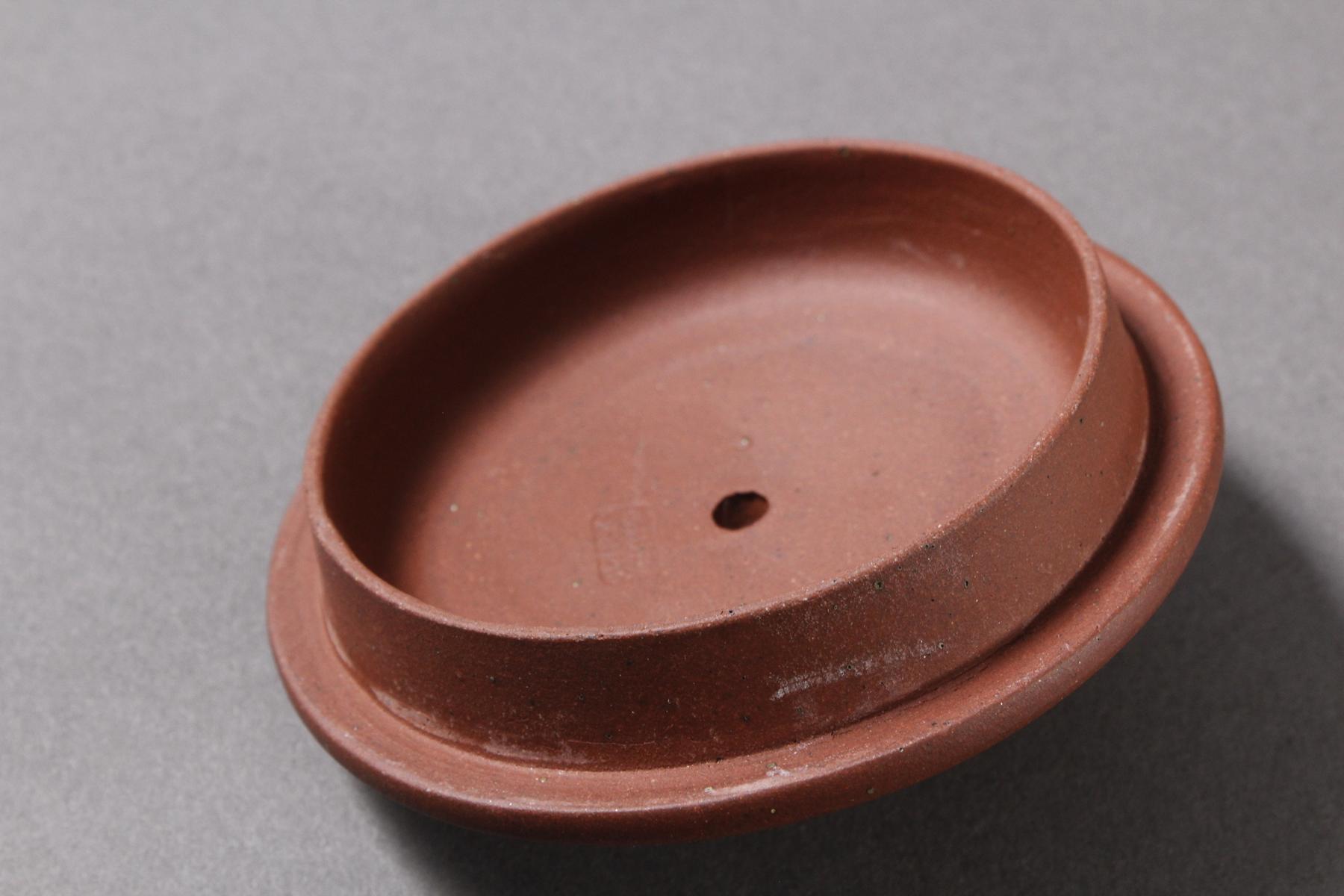 Terrakotta Teekanne, Mitte 20. Jahrhundert-8