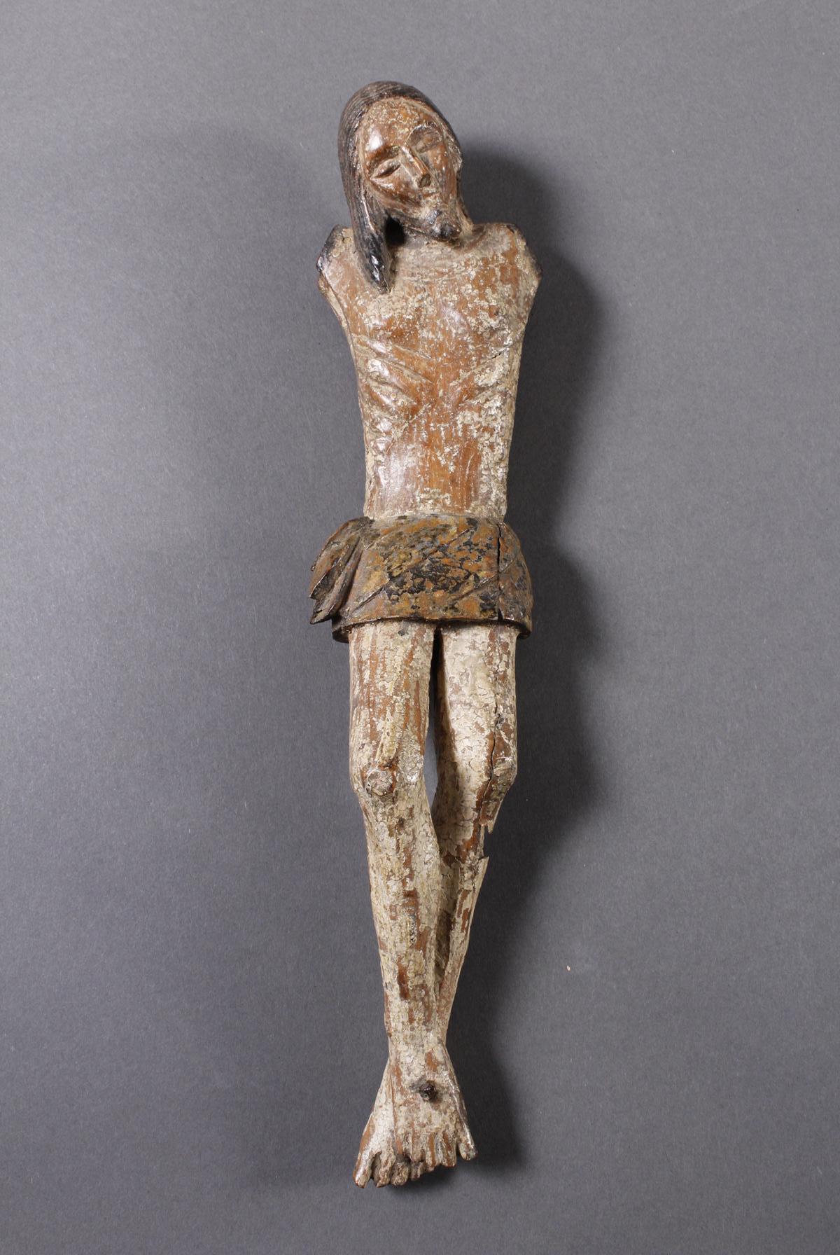 Holz Korpus Christi, 17. / 18. Jahrhundert