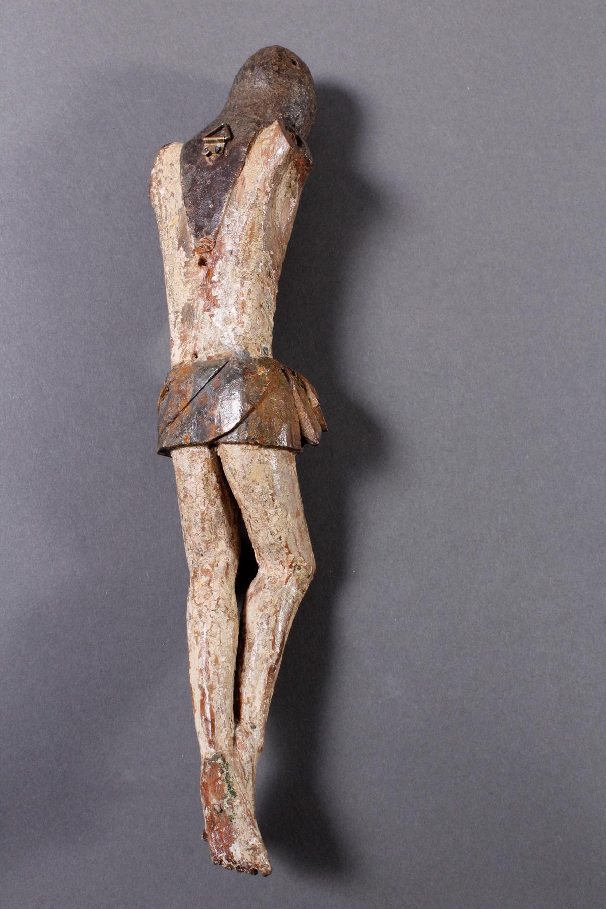 Holz Korpus Christi, 17. / 18. Jahrhundert-2