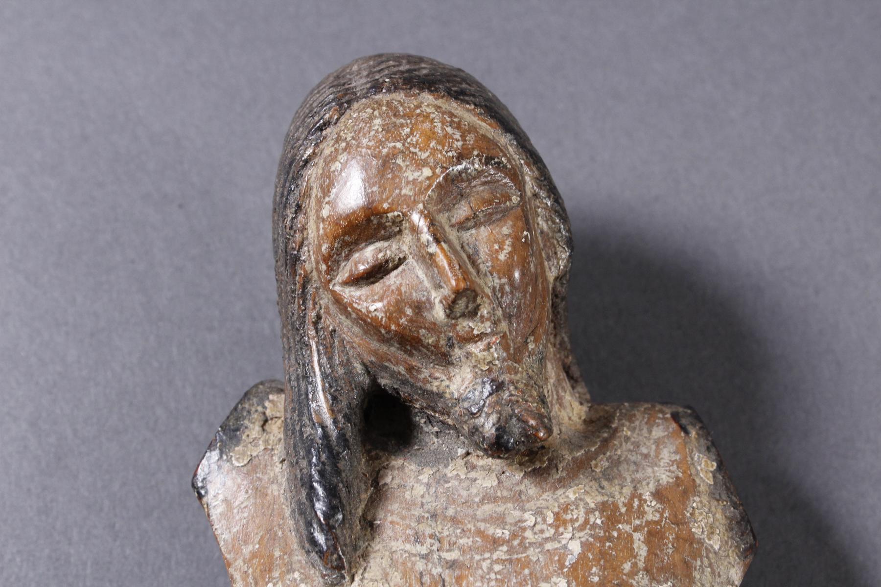 Holz Korpus Christi, 17. / 18. Jahrhundert-3