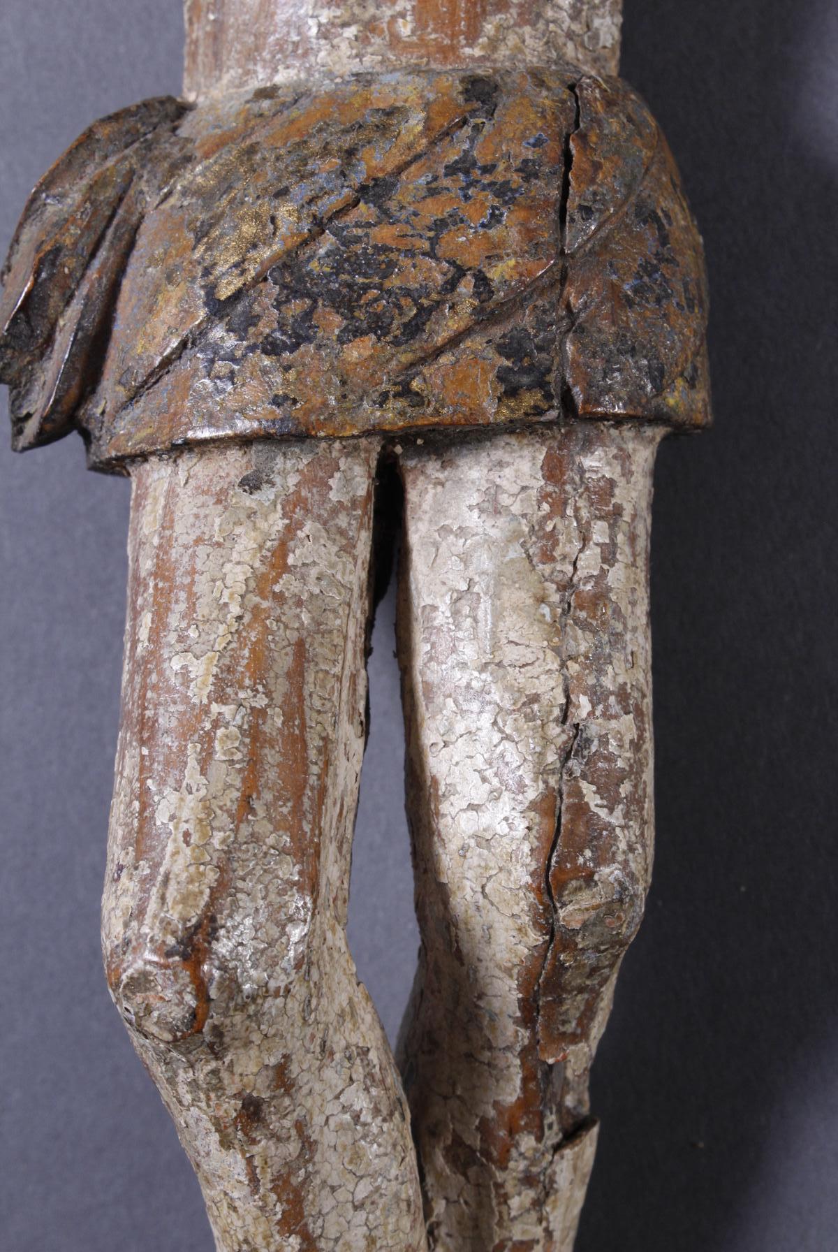 Holz Korpus Christi, 17. / 18. Jahrhundert-4