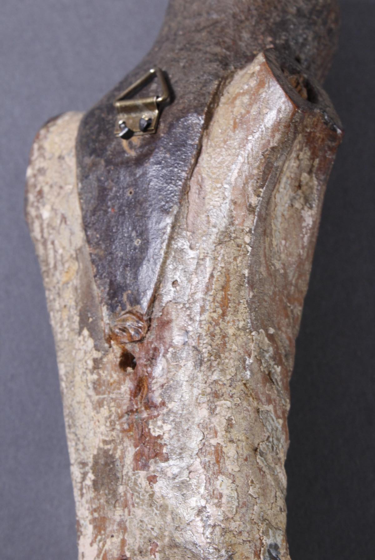 Holz Korpus Christi, 17. / 18. Jahrhundert-5