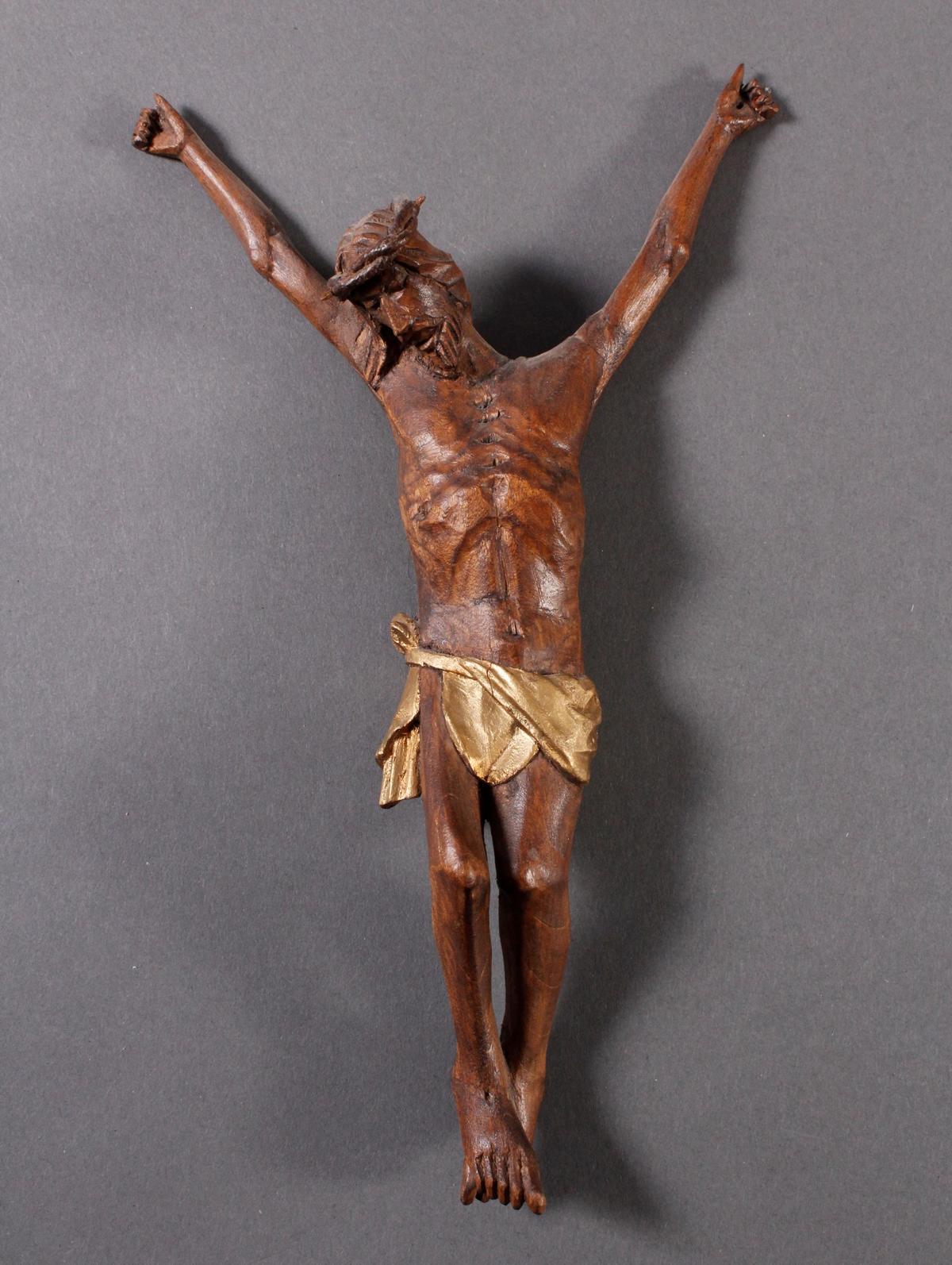 Holz Korpus Christi, deutsch um 1920