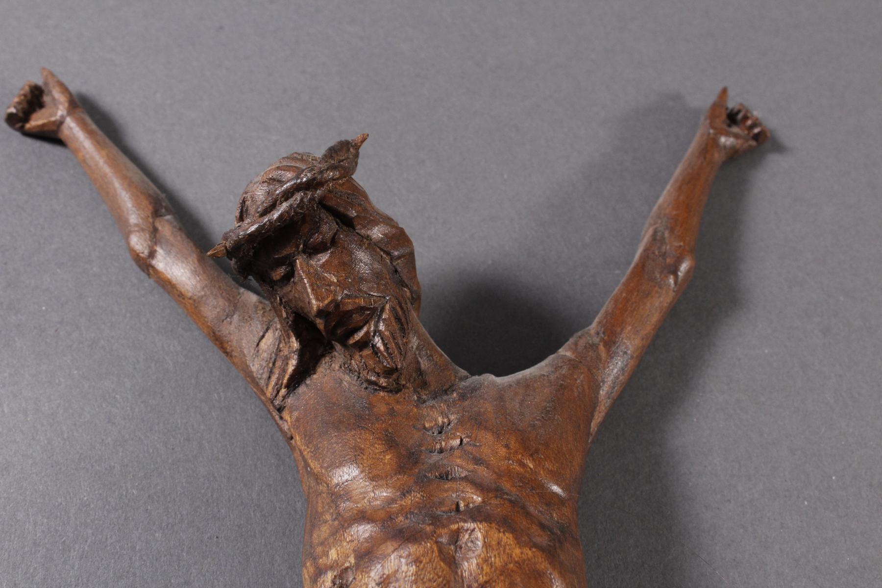 Holz Korpus Christi, deutsch um 1920-2
