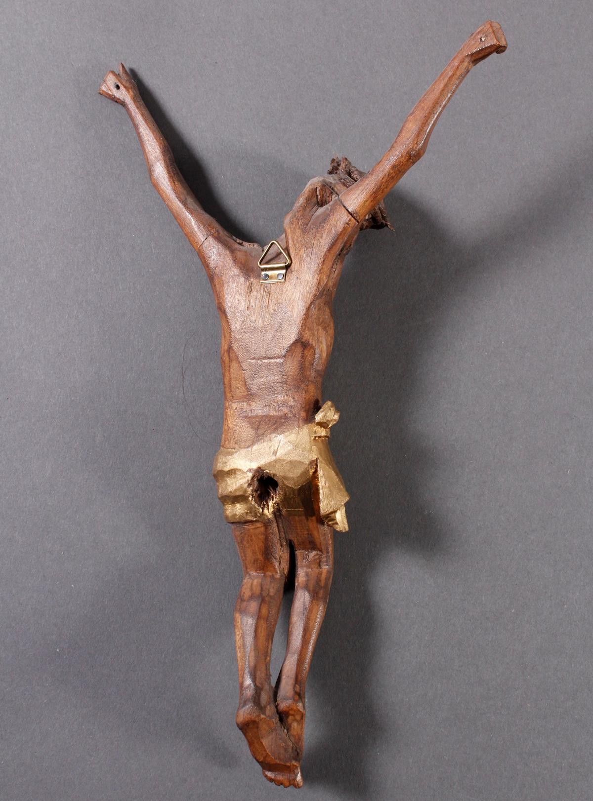 Holz Korpus Christi, deutsch um 1920-4
