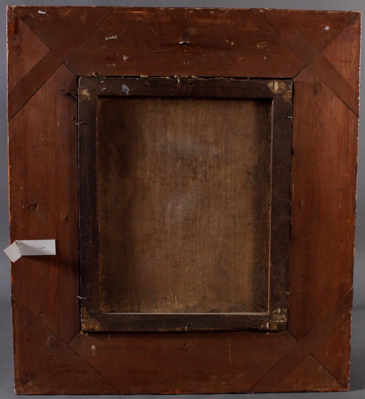 Portrait eines feinen Herren, 18. Jahrhundert, wohl flämisch-4