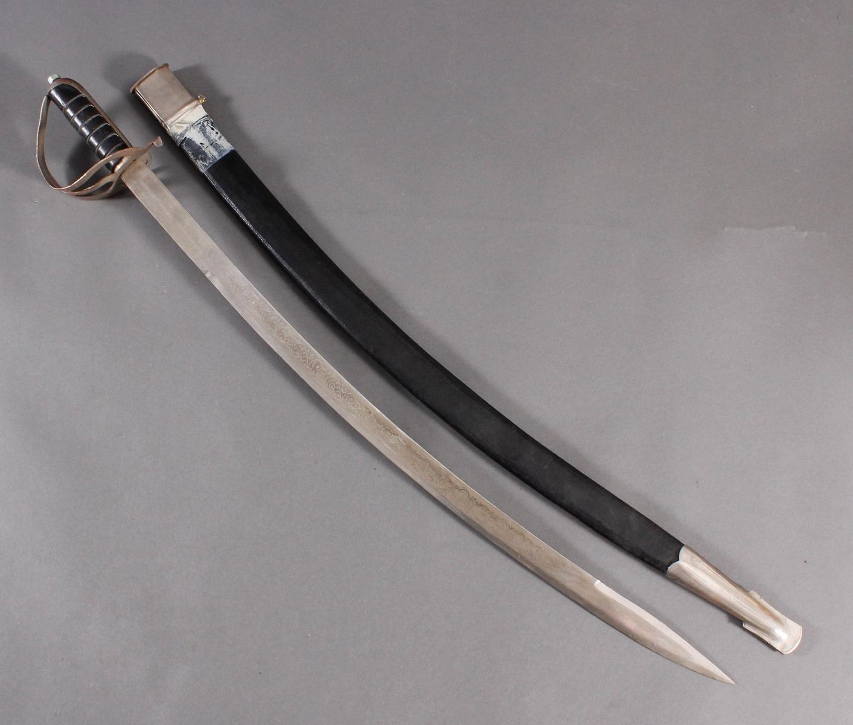 Schwert der Infanterie um 1860-2