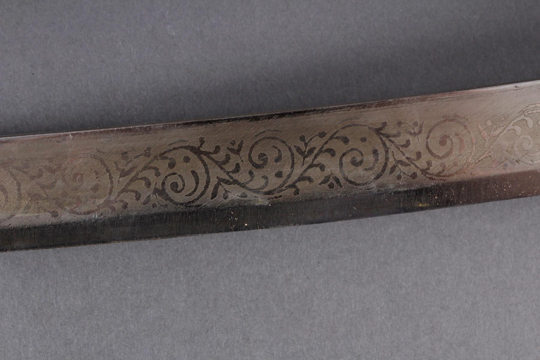 Schwert der Infanterie um 1860-5