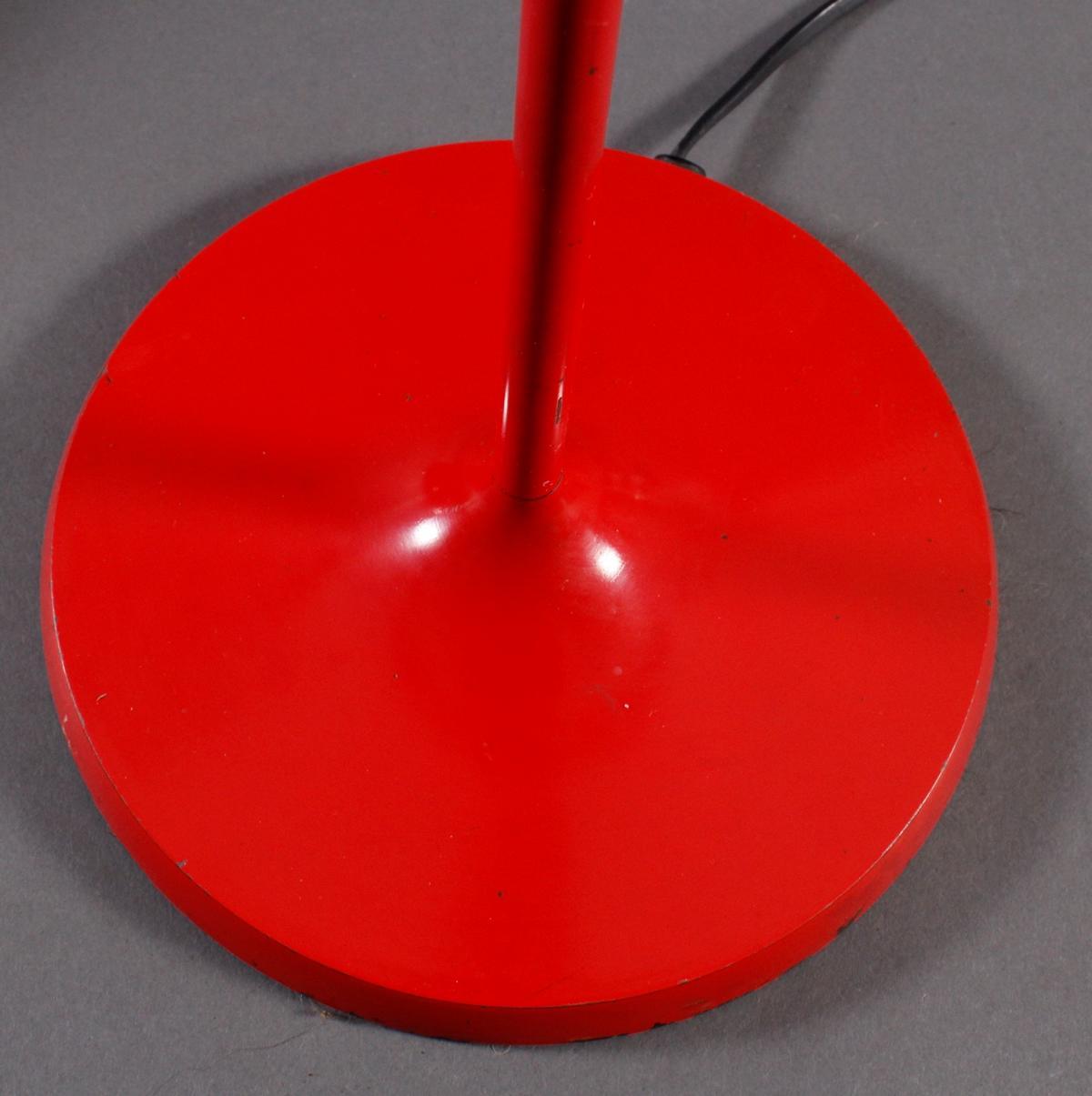 Designer Tischlampe aus den 70er Jahren,-3