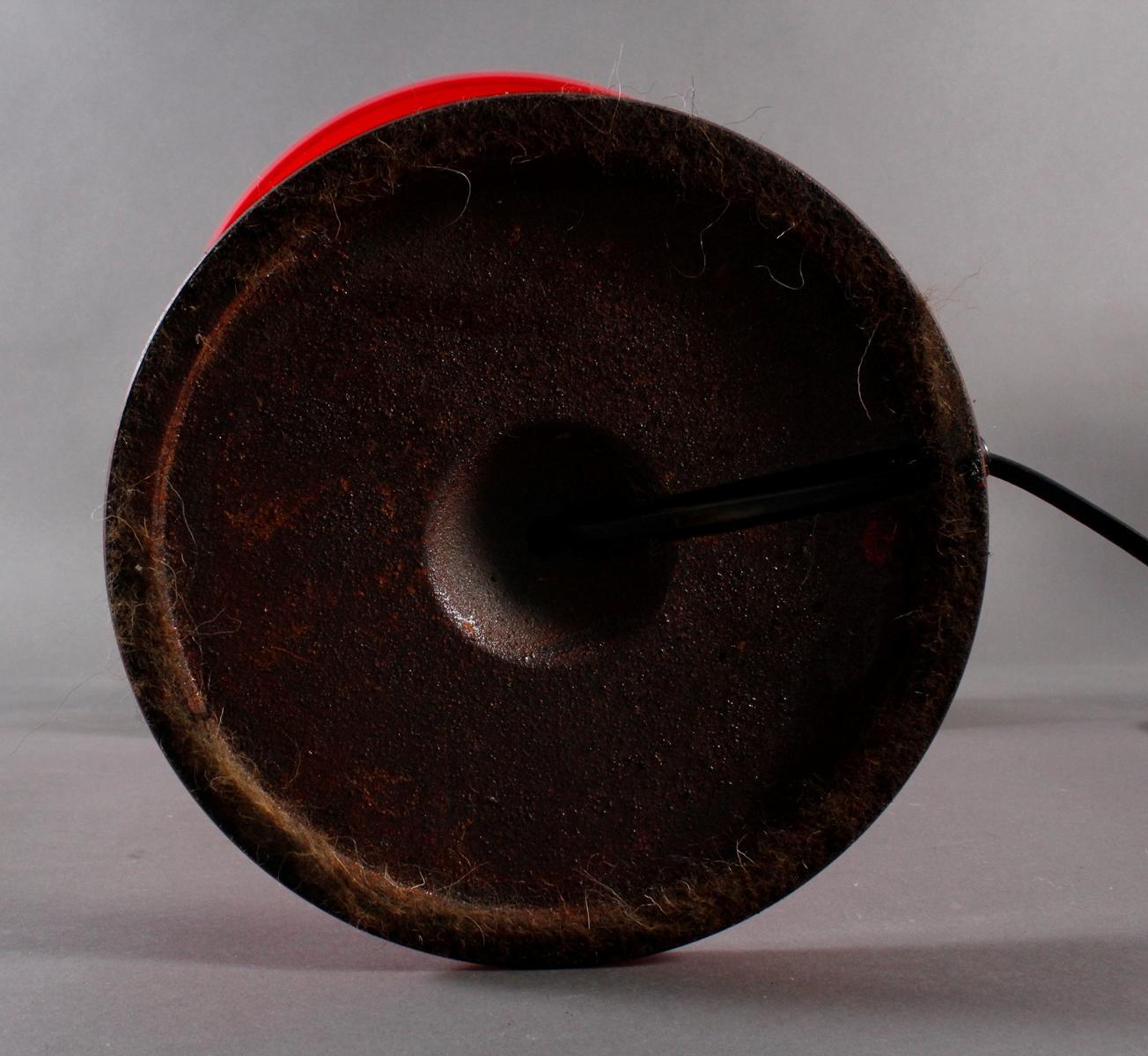 Designer Tischlampe aus den 70er Jahren,-5