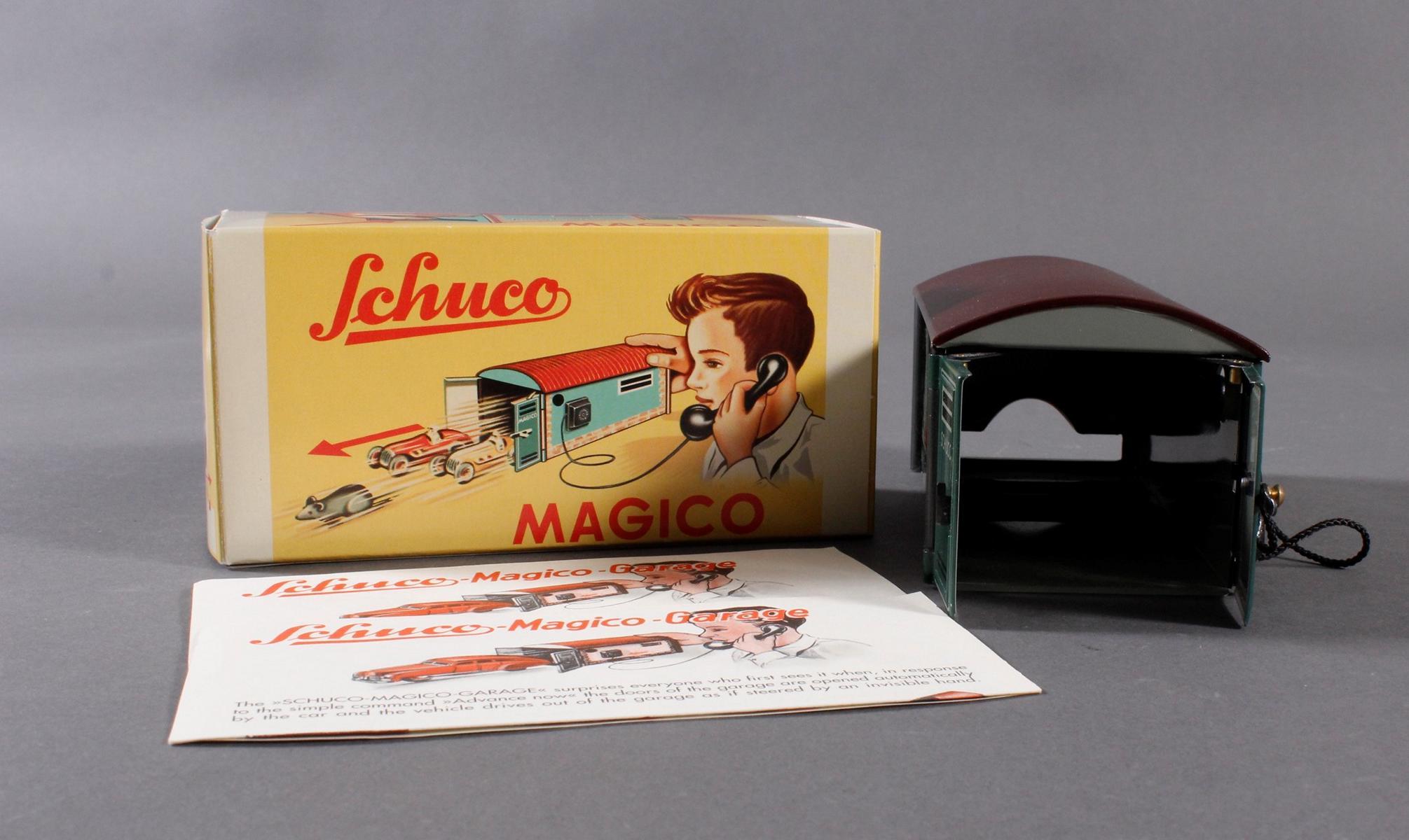 Schuco Garage Magico-2