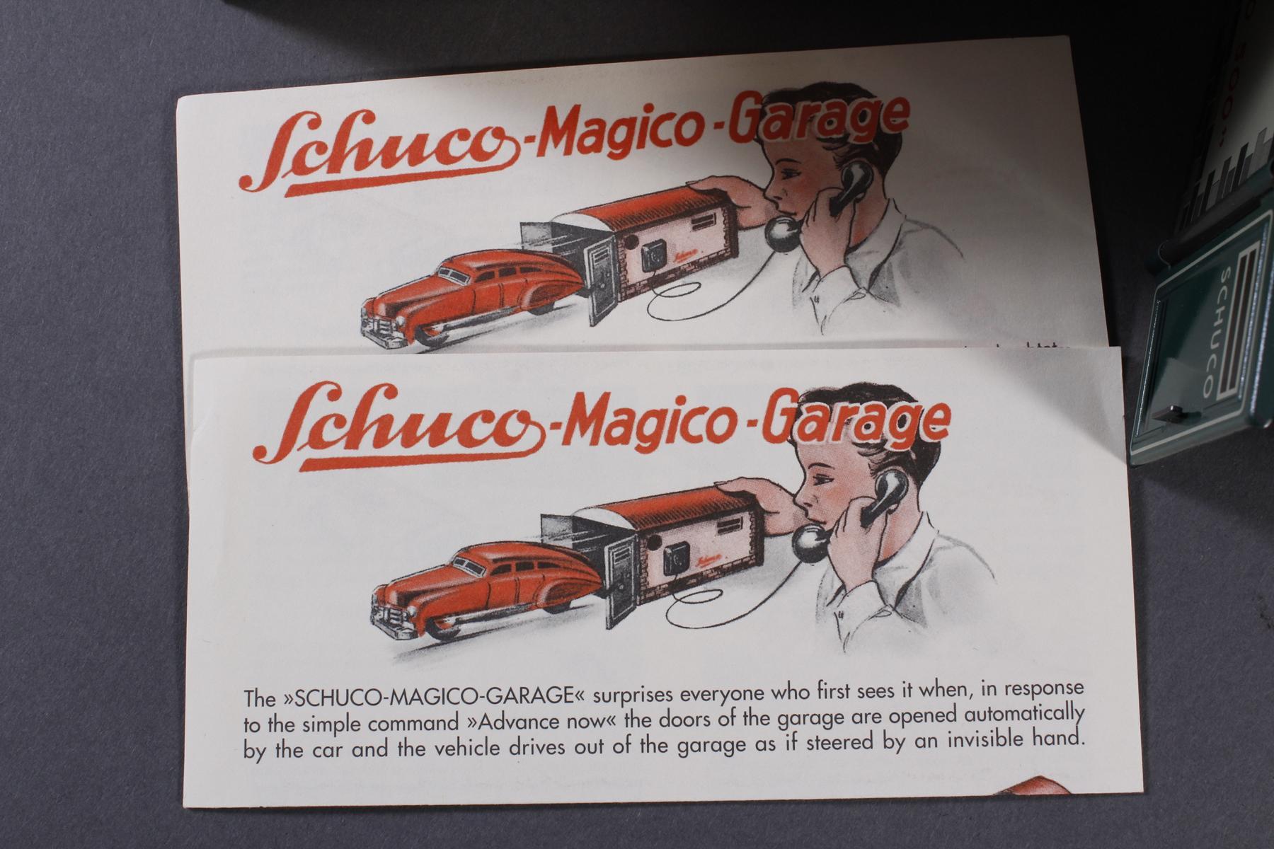 Schuco Garage Magico-3